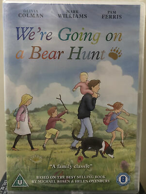 £4.99 • Buy We're Going On A Bear Hunt [DVD] Kid's Children's Family Classic Animation New