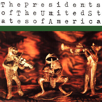 ID7512z - The Presidents Of The United States Of America • 5.89£