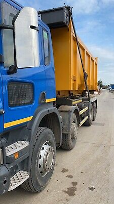 Grab Hire, Muck Away, Waste Removal, Aggregates • 225£