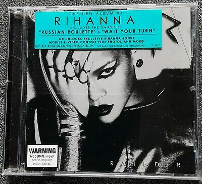 AU15 • Buy Rihanna - Rated R 2009