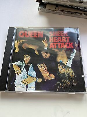 Queen - Sheer Heart Attack (1998) • 1.60£