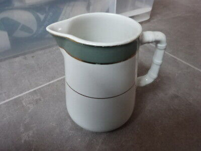 Vintage Sampson Bridgwood Ironstone  China Jug Cream Milk Sauce • 6.60£