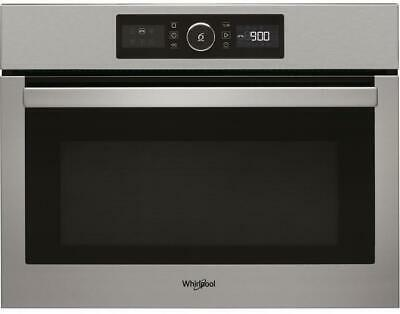 Whirlpool AMW9615IX Built In Microwave - Stainless Steel 40 Litre Capacity • 486.49£