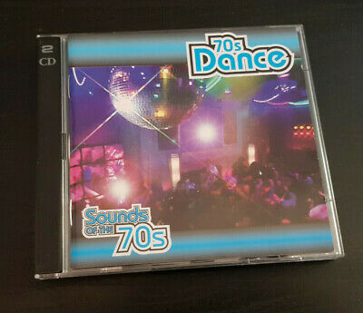 Cd Double Album - Timelife - Sounds Of The 70s - 70s Dance • 10£