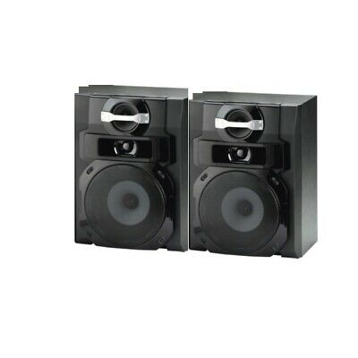 £29.99 • Buy 2 X Speakers For Bush Mini System With IPod Dock & 5 CD Trays - 5137686