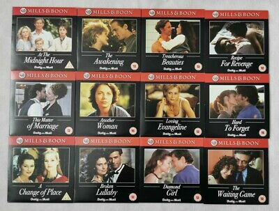 Mills & Boon Daily Mail 12 Film DVD Collection - Celebrating 100 Years.  • 9.99£