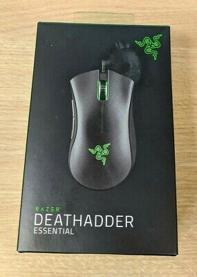 AU55 • Buy Razer DeathAdder Essential Gaming Mouse