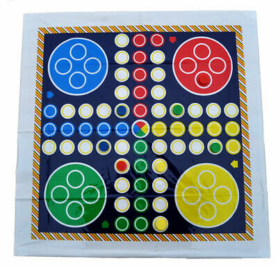A To Z Giant Ludo Family Fun Indoor Outdoor Game New In Retail Pack • 2.95£
