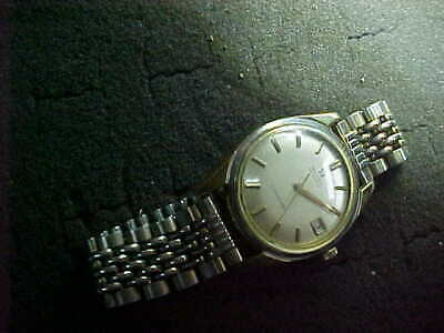$ CDN251.08 • Buy Vintage Omega Seamaster Gold Filled Men's Automatic Watch Running No Reserve!