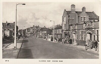 Ellesmere Port, Station Road. • 1.99£