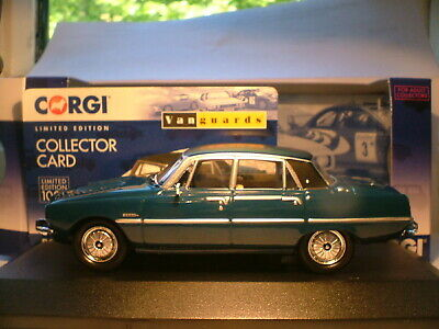 Superb New Vanguards 1974 Rover P6 3500s V8 Export Spec Rhd  Low Cert 120 Nla • 9.06£