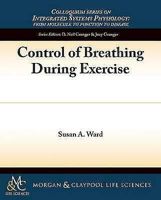 $ CDN78.52 • Buy Control Of Breathing During Exercise, Susan A. Ward,  Paperback