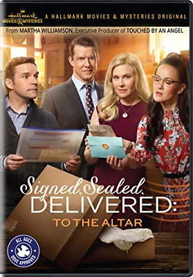 AU17.06 • Buy Signed, Sealed, Delivered: To The Altar [New DVD] Widescreen