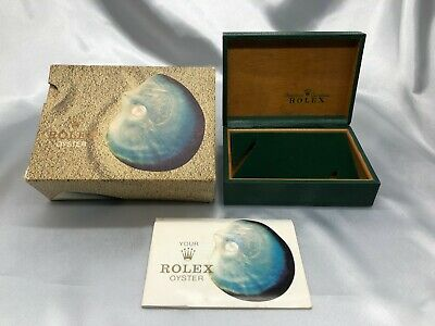 $ CDN526.32 • Buy Genuine ROLEX Oyster Vintage 68.00.2 Case Box Booklet 1027002 A104