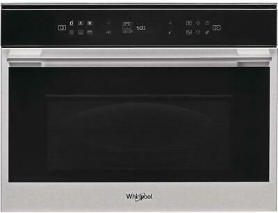 Whirlpool W7MW461 Built In Microwave - Stainless Steel 40 Litre Capacity • 597.99£