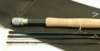 $ CDN65.30 • Buy IM6 4PC 4WT 7ft 6in GRAPHITE FLY ROD , Very Dark Translucent Green,sold By Roger