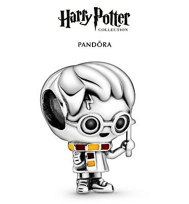 £12.49 • Buy New Authentic Pandora Silver Harry Potter  S925 ALE 798626C01 With Pouch