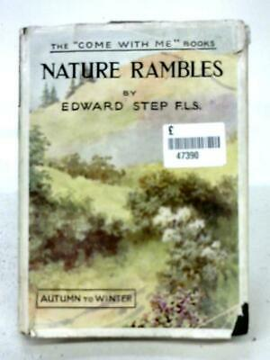 Nature Rambles (Edward Step - 1930) (ID:92853) • 11.99£