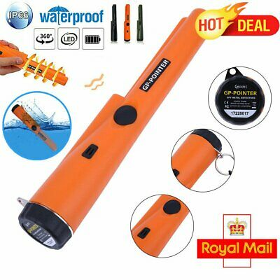Pro HandHeld Pinpointer Pin Pointer Probe Finder Metal Detector Automatic SALE!! • 16.89£