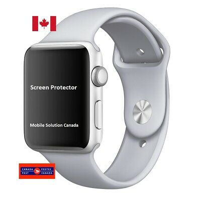 $ CDN2.69 • Buy Screen Protector For Apple Watch Series 3 Series 4 Series 5 Series 6 Series SE