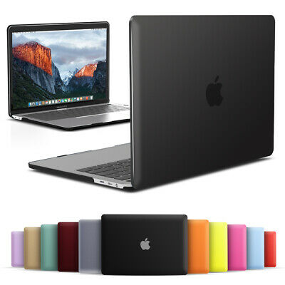 $12.59 • Buy IBENZER Laptop Plastic Hard Shell Case For MacBook Air/Pro 11  12  13  15  16