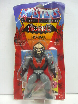 $149.95 • Buy Vintage Carded He-Man Masters Of The Universe HORDAK Action Figure MOC  Sealed