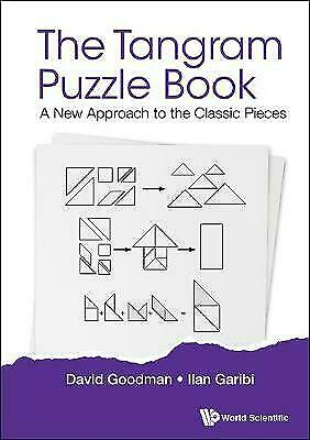 £35.37 • Buy Tangram Puzzle Book, The: A New Approach To The Classic Pieces, Garibi Ilan,  Ha