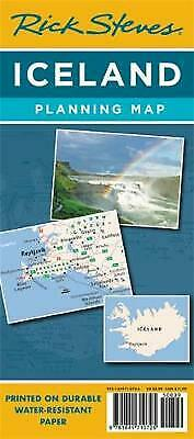 Rick Steves Iceland Planning Map, Rick Steves,  Paperback • 5.95£