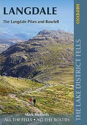 Walking The Lake District Fells - Langdale,  ,  Paperback • 10.43£