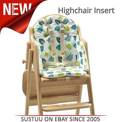 East Coast Highchair Insert│Meal Time/Feeding Chair│Tropical Friends • 16.40£