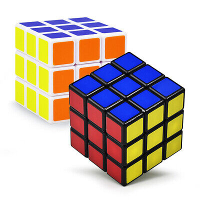 Rubik's Cube 3x3x3 Magic Cube Adult And Kids Puzzle Game • 6.50£