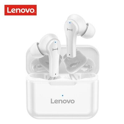 $ CDN16.28 • Buy Lenovo QT82 TWS Wireless Bluetooth Earphone V5.0 Touch Control  IPX5 Waterproof