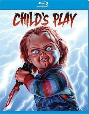 CHILD'S PLAY (Region A BluRay,US Import.) • 10.99£