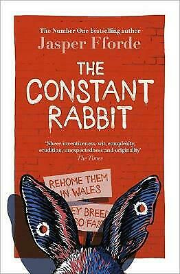 The Constant Rabbit, Fforde, Jasper • 10.09£