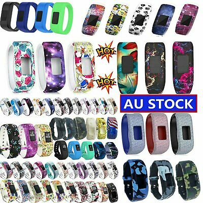 AU9.59 • Buy Replacement Band For GARMIN VIVOFIT 3 JR 1 JUNIOR 2 3 Fitness Wristband Tracker