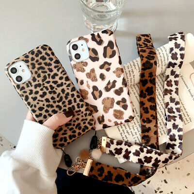 AU9.49 • Buy IPhone 12 11 Pro Max XR 8 7 X Fashion Leopard Print Shockproof Phone Case Cover