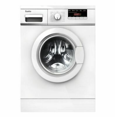 AU399 • Buy NEW Esatto 6kg Front Load Washing Machine EFLW6 - FREE SHIPPING -
