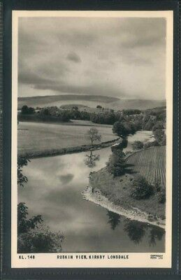 £3.99 • Buy Kirkby Lonsdale Cumbria Picture Rp Real Photo  Postcard