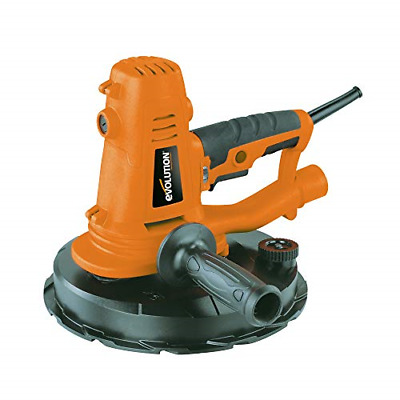 Evolution Power Tools Hand Held Dry Wall Sander, 225 Mm 230 V • 117.58£