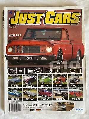 AU2.99 • Buy Just Cars Magazine ~ Issue 229 ~ Edition 15-07 ~ Chevrolet C10