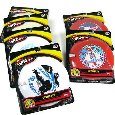 6 Piece Wham-o Frisbee Frisbee Ultimate 175g Die Original Disc • 71.15£