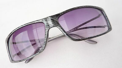 Dunlop Men's Sunglasses With Purple Glasses Durchgebogene Glasses Size M • 70.92£