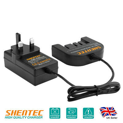 Ni-MH Ni-CD Battery Charger For Black Decker 1.2V-18V A1718 A18 A1712 A12 A14 • 19.90£