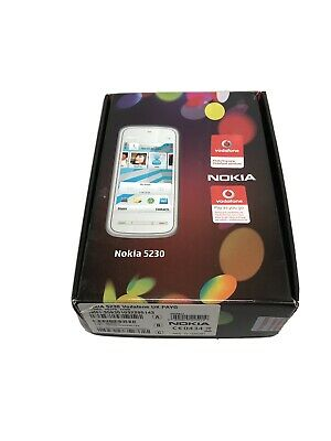 Nokia 5230 - Unused And Boxed + Accessories • 32.50£