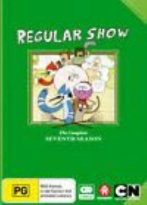 REGULAR SHOW S7 +Region 4 DVD+ • 20.49£