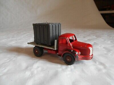 £25 • Buy Vintage Dinky Toys French No 34B Berliet Truck With Container