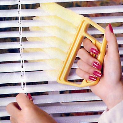 Window Vertical Window Cleaner Duster Accessories Clean The Vents Blinds Brush • 3.15£