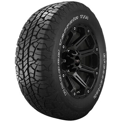 $451.96 • Buy 4-P235/75R15 BF Goodrich Rugged Terrain T/A 108T XL/4 Ply OWL Tires