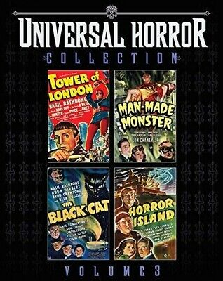 Universal Horror Collection 3 (REGION A Blu-ray New) • 44.01£