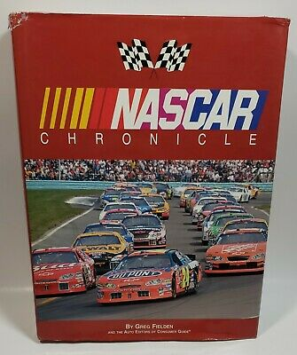 $6.99 • Buy   NASCAR Chronicle - Stock Car Racing From 1947 To Today   Hardback With Cover
